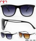 Nova vinda Fashion mulheres óculos de sol com a marcação e FDA (WSP709973)