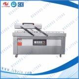 Dz-800/2SA Fábrica de embalaje profesional el doble de las cámaras de la máquina de envasado al vacío para mantener los alimentos frescos