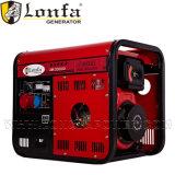 generatore diesel a tre fasi portatile 3.5kVA con l'avviatore