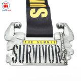 De Medaille van de Concurrentie van de Gelijke van de Spier van de Geschiktheid van Bodybuilding van de douane