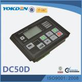 DC50d com o controlador eletrônico de transferência da carga
