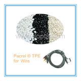 2017放出、ブロー形成、注入のための熱い販売の再生利用できる熱可塑性のエラストマーTPEの原料