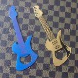 絵画カラー栓抜きとのギターの形
