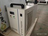 Machine de gravure d'inscription de laser de CO2 pour les sacs en cuir