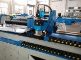 com o dobrador da tubulação do CNC do Mandrel