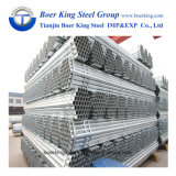 BS1139 BS1387 48,3 mm of Scaffolding Gi Pipes