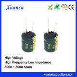 De Elektrolytische Condensator van het Aluminium van de hoge Frequentie 150UF 160V