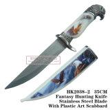 As facas de caça de fantasia Camping Faca Faca de sobrevivência HK2038-2 táctico