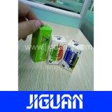 Holograma farmacéutica distinta 5ml/10ml/20ml frasco cajas