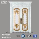 Houten Deuren van het Ontwerp van de Deur van de Vervaardiging van China de Houten Recentste