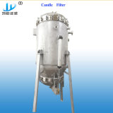 Aço inoxidável Self-Washing automático Filtro de vela