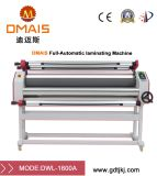 Un grand format DMS-1600froid avec la chaleur d'aider à rouleaux de plastification