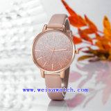 Montres-bracelet faites sur commande de luxe de cadeau de montre de logo (WY-17025B)