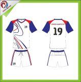 Service personnalisé de sublimation Deramfox OEM Sportswear Football Shirt Soccer Jersey