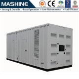 500kw 600kw 800kw elektrische Dieselgeneratoren für Verkauf - Perkins angeschalten
