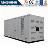 800квт Silent электрический дизельных генераторов для продажи - на базе Perkins