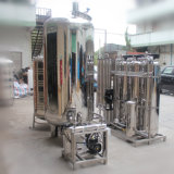 自動ステンレス鋼のプールの水処理設備