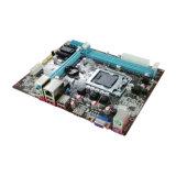 Motherboard voor Desktop H61-1155 met 2X1.5V DDR3 DIMM, MaximumCapaciteit aan 8g
