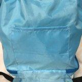 カスタムポリエステル卸売のドローストリングのバックパックの引くことの網袋