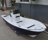 Liya 5.8m de Vissersboot van de Sport van het Jacht van de Glasvezel van de Luxe van 8 Personen