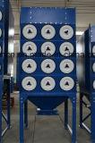 De Collector van het Stof van de Patroon van Downflow voor Industriële Lucht maakt eh-Dft2-8 schoon