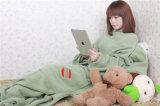 Couverture couvrante adulte d'ouatine de TV avec la longue chemise (ES3051533AMA)