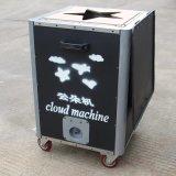 Caso Ausement Nuvem de espuma fazendo a máquina com três diferentes formatos