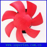 80*80*25mm do ventilador sem caixilho, ventilador de refrigeração de computador, Vermelho da ventoinha do ventilador azul