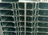 Kälte-verbiegende Stahlkonstruktion, die c-KanalPurlin hängt