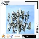 35 de M Gegalvaniseerde Toren van Telecommunicatie met Antennes