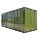 un generatore elettrico diesel da 690 KVA da vendere - Doosan ha alimentato