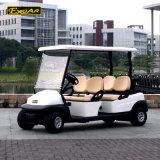 Цены на 4-местный электрического поля для гольфа автомобиль