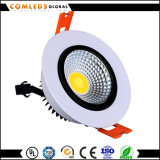 painel Downlight do diodo emissor de luz da ESPIGA 3With5With7W com Ce