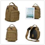 Bolso táctico militar del mensajero del bolso de hombro del paquete del pecho de 7 colores
