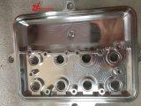 Pieza que trabaja a máquina del CNC del metal y del plástico de la alta precisión