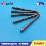 Baixo custo com tiras do carboneto de tungstênio do elevado desempenho K20 para ferramentas de estaca