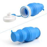 FDA Nahrungsmittelgrad-Silikon-faltbare Flasche (XY-ST-36)