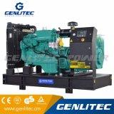 Gerador do diesel da utilização da terra 50Hz 80kw/100kVA da potência de Genlitec (GPC100) Cummins
