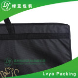 Eco freundlicher faltender Einkaufen-Verpackungs-Klage-Deckel-Kleid-Beutel