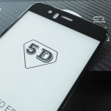 protector de la pantalla del vidrio Tempered de la cubierta completa 5D para la Nova 2 de Huawei más