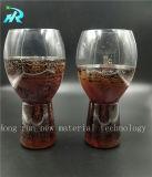 14oz het Drinken van de Mok van het Bier van de douane Plastic Glas