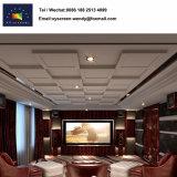 Bildschirm des Projektor-3D 150-Zoll-16:9/10cm Breiten-Aluminiumrahmen-Bildschirm