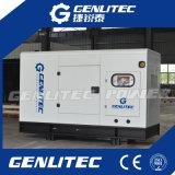 conjunto de generador trifásico del motor diesel de 60kw 75kVA China Yuchai