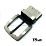 Alliage de zinc métal de haute qualité réversible broche boucle la boucle de ceinture pour les courroies de chaussures du vêtement Robe de sacs à main (XWS-DZ465--ZD560)