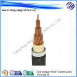 12/20Multi-Cores КВ XLPE изоляцией ПВХ пламенно стальной ленты: Кабель питания