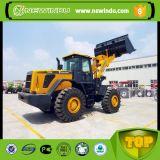 Китай 5 тонн колесный погрузчик фотон FL955f цена