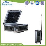 PV 변환장치를 가진 300W 휴대용 여행 가방 에너지 절약 태양 장비