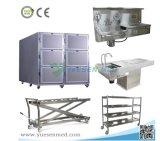 Hot vente réfrigérateur congélateur mortuaire de la morgue du compresseur