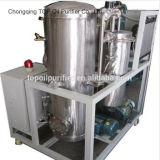 Acier inoxydable utilisé le filtrage d'huile de cuisson (Série COP) de la machine