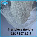 ボディービルのためのProhormoneの粉のMentステロイドのTrestoloneのアセテート
